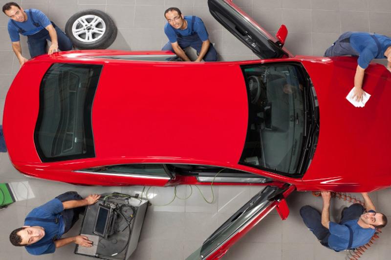 Garrett Centro de Reparação de Veículos - Auto Center e Estética Automotiva